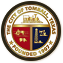 The City of Tomball, Texas Seal