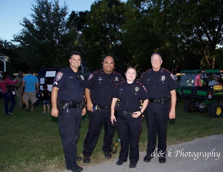 Four Officers