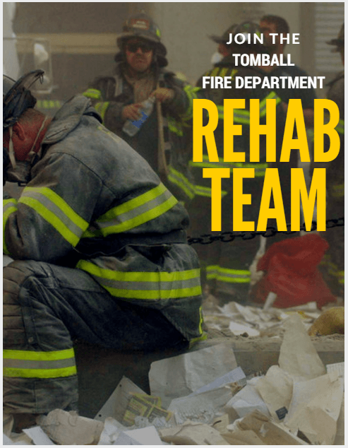 Join the Rehab Team