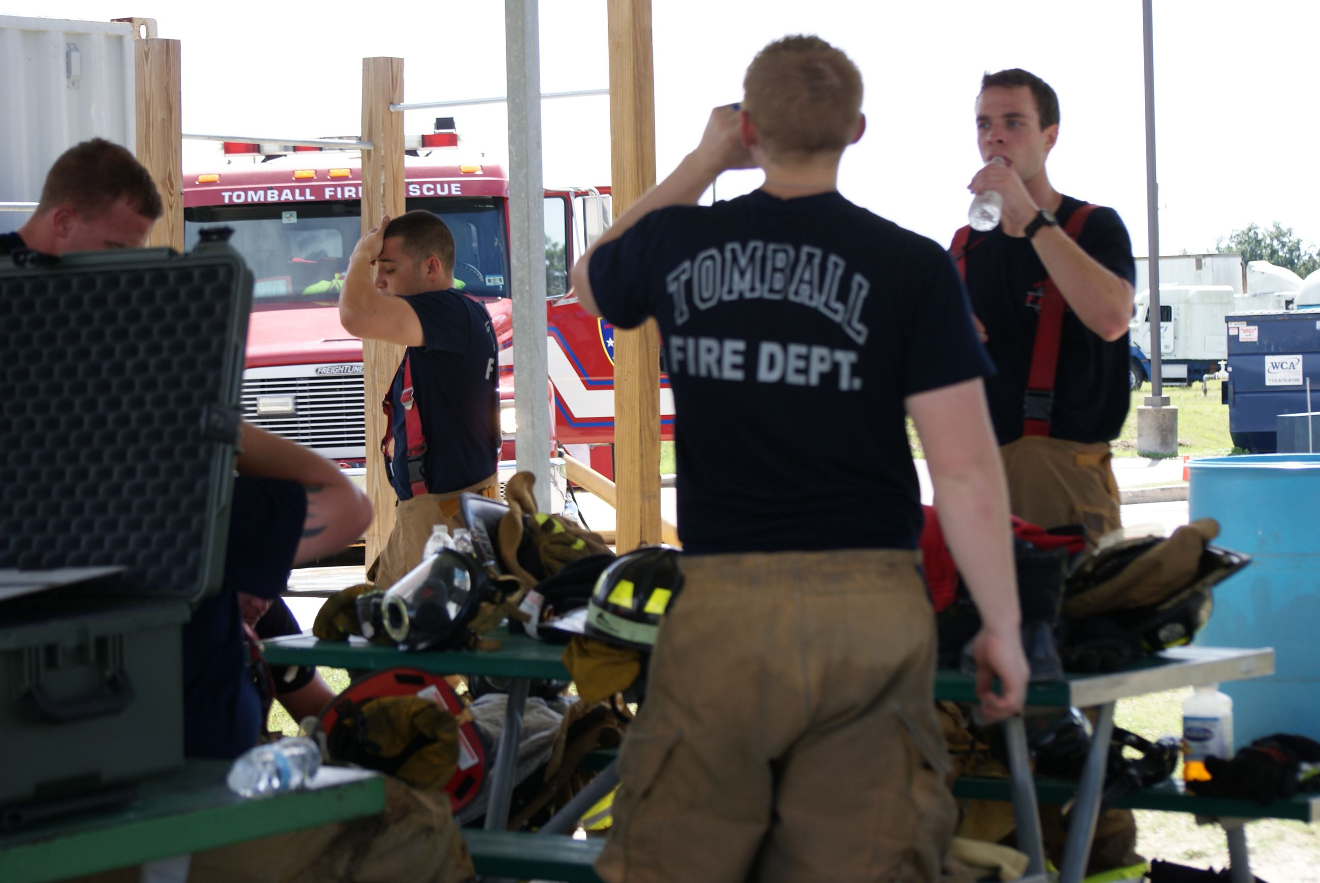 Fire Rehab Team