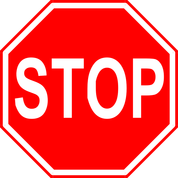 Stop Signs, street signs, pothole repair, regulatory, etc.